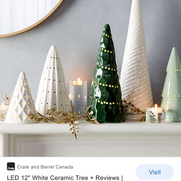 ISO crate and barrel Trees